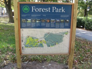 Forest Park meeting place